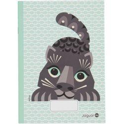 Cahier FSC motif Jaguar