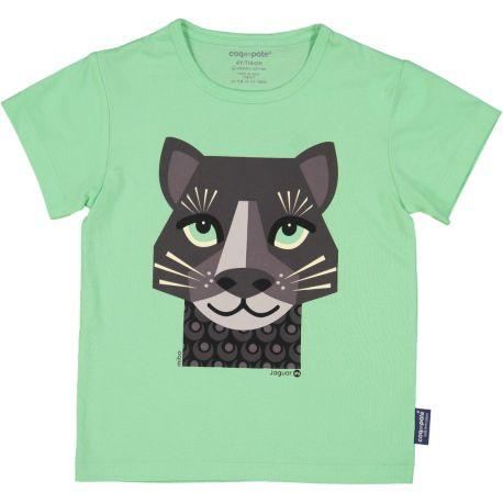 T-shirt enfant manches courtes Jaguar