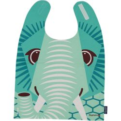 Grande serviette Eléphant