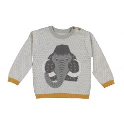 Pull tricot Mammouth