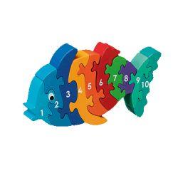 puzzle poisson 1-10