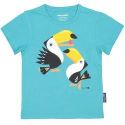 Kind T-shirt korte mouwen Toekan