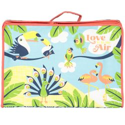 """Valise """"Love is the Air"""""""