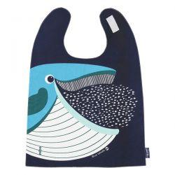 Grande serviette Baleine