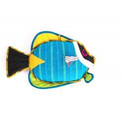Kussen Vis Blauwe Chirurg