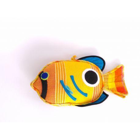 Kussen Vis Vlinder