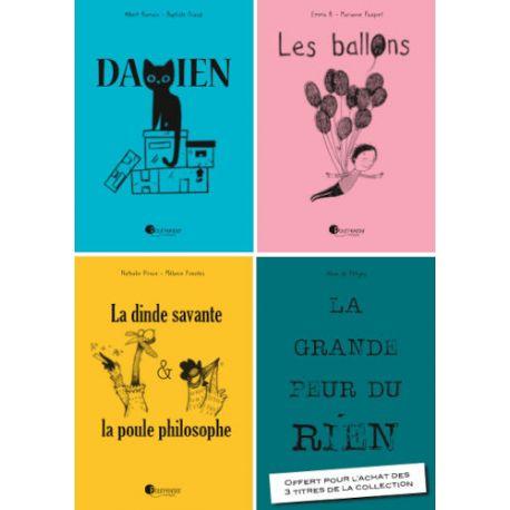Pack 4 livres PourSonger - 1 titre offert