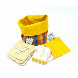 Pack Bien-être avec savon artisanal Soap Me
